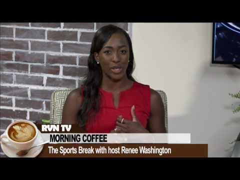 The Sports Break with Renee Washington E5