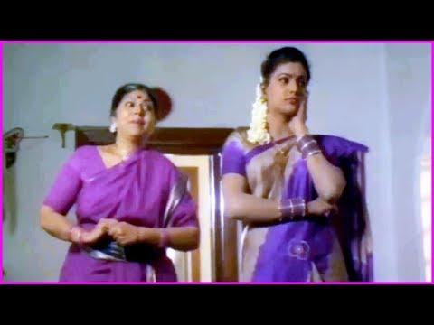 Roja And Balakrishna Funny Comedy Scenes - Maatho Pettukoku Movie Scenes