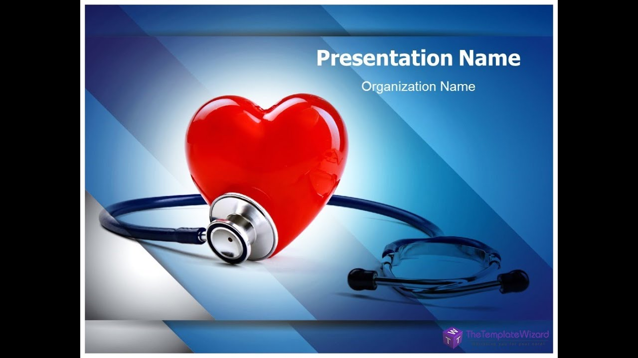 Healthy heart powerpoint presentation template thetemplatewizard healthy heart powerpoint presentation template thetemplatewizard youtube toneelgroepblik Image collections