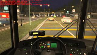 OMSI 2 Joyride 133 Great Grundorf 2 Route A4 Hong Shing Port Airport OMSI The Bus Simulator