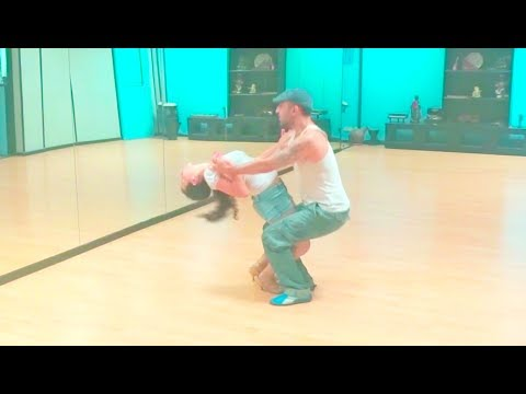 Bachata Advanced Combo with Sensual Lady's Head & Body Roll~