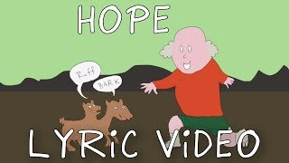 Tenacious D - Post-Apocalypto - HOPE (Lyric Video)