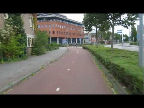 Cycling Infrastructure of Maastricht (Netherlands)