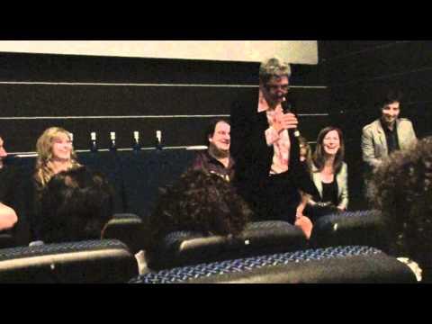 Un Mundo Casi Perfecto - Presentación / Proyección Cine Albéniz - Festival de Málaga 2011