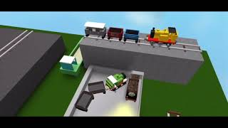 Thomas and Friends ROBLOX Crashes #2