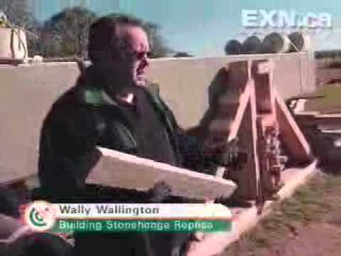 "How ""Stonehenge"" Was Built?"