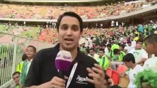 تفاعلكم: كأس الملك بين الأهلي والنصر