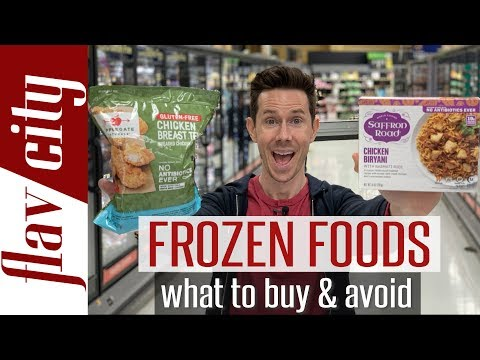 Frozen Food Review Is There Anything Healthy In The Freezer Aisle?!