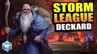 Deckard - gems gems gems! // Storm League - Master