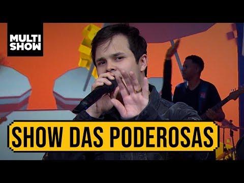 Show das Poderosas  Matheus e Kauan  Anitta Entrou No Grupo