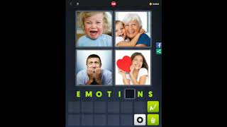 4 Pics 1 Word Level 501 to 600 Answers