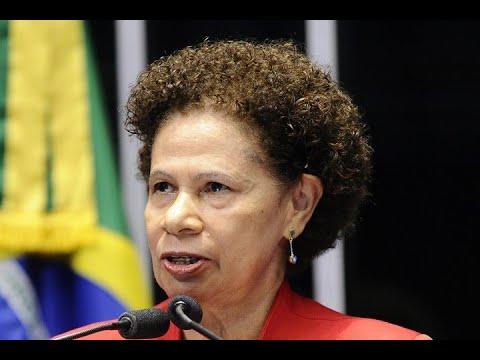 Regina Sousa critica intervenção no Rio e cobra atuação do Exército nas fronteiras