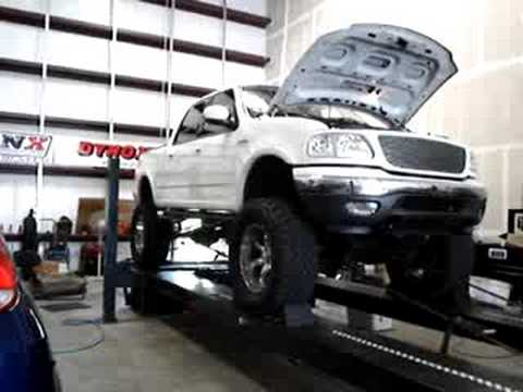 Ford Lightning Supercharged 03' F-150 4X4 Supercrew on 38s ...