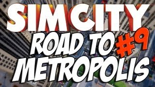 SimCity: Road to Metropolis #9 - Mass Transit