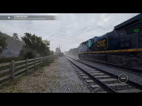 Train Sim World - Powering America Part 1 (Only Loading Coal)