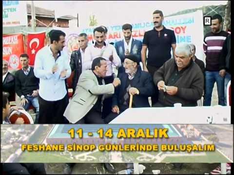 Yöremiz Töremiz - Sinop Boyabat Bayamca Köyü Gedikoğulları Birliği 03_261014.avi