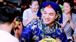 Hầu Đồng - Cậu khánh Nam đồng đền chúa Tây Thiên  P1