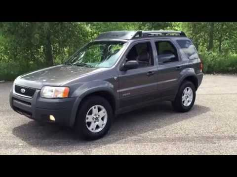 2002 Ford Escape XLT New Car Update!