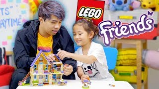 Finding Your Passion with LEGO Friends!