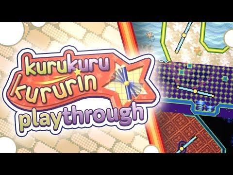 Kuru Kuru Kururin Full Playthrough