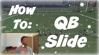 Madden 17 Tips and Tricks | How to QB Slide!! | @Jmellflo