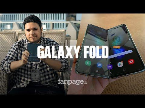 Abbiamo Provato (e Piegato) Il Galaxy Fold Di Samsung