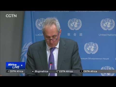 UN chief worried over U.S. refugee sanctions