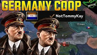 HOI4 Germany Coop Time Multiplayer (Hearts of Iron iv)