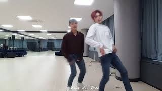 Taeyong and Ten dance to We Cool by Marteen
