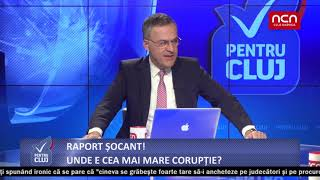 Pentru Cluj - 11 octombrie 2018 - invitat Mihai Mocanu
