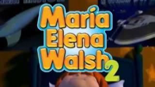 Los Videos de las Canciones de María Elena Walsh  DVD 2