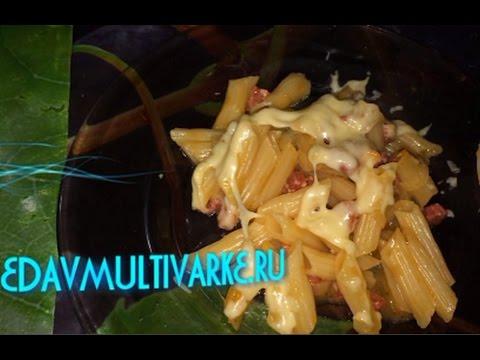 Как вкусно приготовить макароны с колбасой в мультиварке