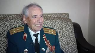 Встреча кадет СПКУ с ветераном Великой Отечественной