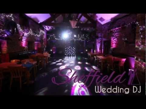 Sheffield Wedding DJ - Moodlighting Services