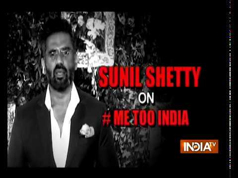 Sunil Shetty on MeToo says, the power of the movement shouldn`t be misused