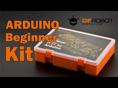 Обзор Стартового набора для Ардуино от DFRobot
