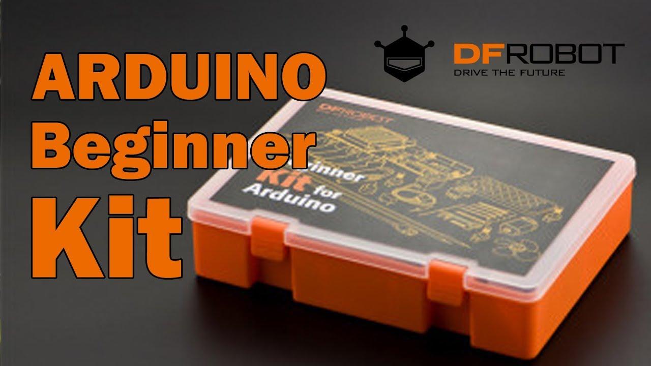 Arduino Starter Kit for Beginner with 15 Arduino Project Tutorial
