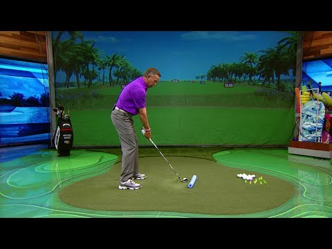 The Golf Fix: Drill to stop golf swing from pulling  | Golf Channel