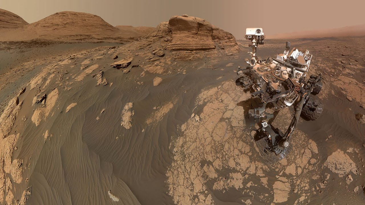 Global flood on Mars -- but not on Earth? by CMIcreationstation