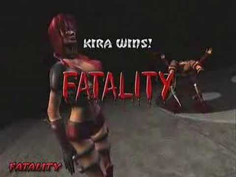 Mortal Kombat Deception Fatality Glitches with Unplayables