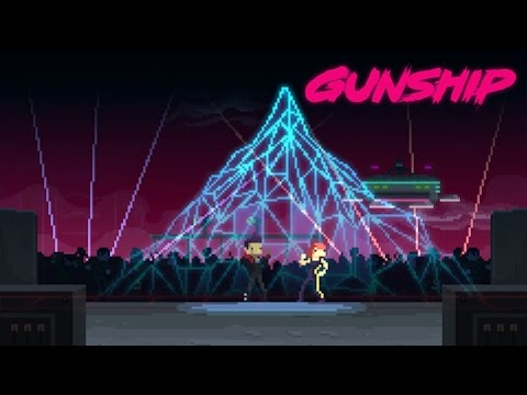 GUNSHIP - Revel In Your Time [Official Music Video]