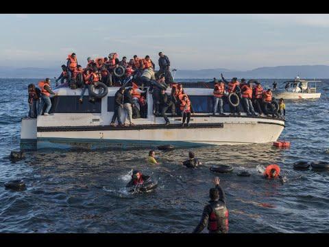 غرق 194 مهاجرا في البحر المتوسط منذ بداية العام الجاري  - نشر قبل 47 دقيقة