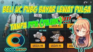 Cara Top Up Uc Pubg Mobile Di Codashop Pulsa