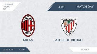 Milan 7:13 Ahtletic Bilbao, 4 тур