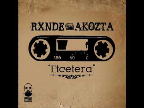 RXNDX AKOZTA - WP3 - RAP BOLERO CUBA (VOL 5)