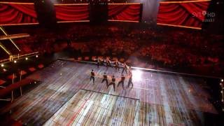 Worlds best ever dance - Russian Ballet - Igor Moiseyev dance group