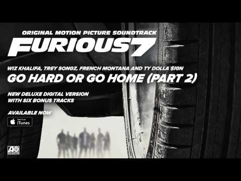 Wiz Khalifa, Trey Songz, French Montana & Ty Dolla $ign   Go Hard or Go Home Part 2 Furious 7