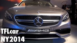 Top 3 Cool New Car Debuts unveiled at the 2014 New York Auto Show