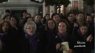 Coro Cofrades Íntimos de Sevilla.- Villancicos en la Navidad 2012.