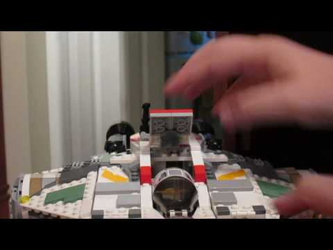 LEGO Review- Sets 75053-1 (The Ghost) and 75048 (The Phantom)